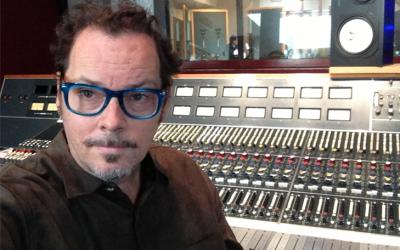 Bassy Bob Brockman-at mixer